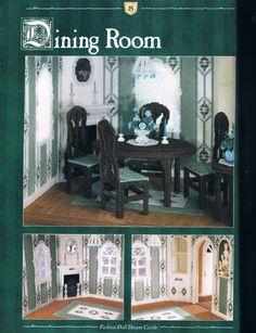 Dream Castle Dining room