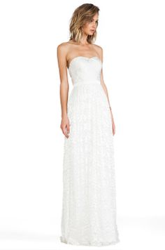 erin fetherston Hyacinth Gown