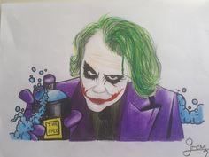 Joker Joker, Fictional Characters, Art, Art Background, Kunst, The Joker, Performing Arts, Fantasy Characters, Jokers