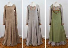 Image result for viking dress pattern