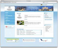 Projekt: Internetauftritt für die Schwedische Handelskammer. Stellenmarkt auf Basis CMS Contenido.