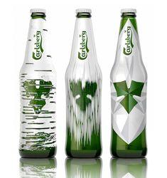 Carlsberg Beer - Nordic Collection #beer #beverage #packaging