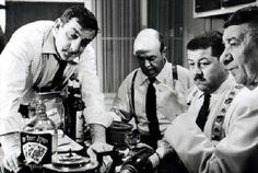 Les tontons flingueurs, Lino Ventura, Bernard Blier, Francis Blanche..  - Lautner    ...culte! il n'y a pas que de la pomme..