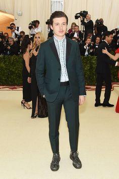 Nick Robinson - Wearing: Prada