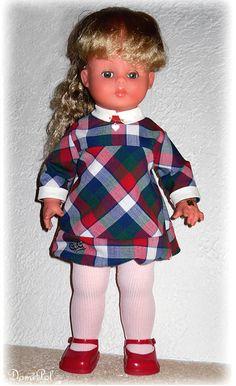 (France) GeGe - Poupées de notre enfance_DomiPol Vintage Dolls, French Vintage, Harajuku, Style, Fashion, Baby Dolls, Antique Toys, Childhood, Hobbies