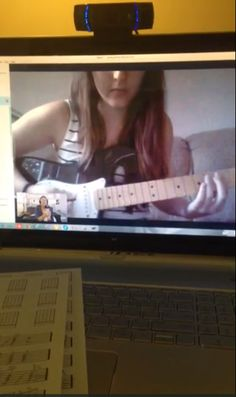 This is a sample of how productive Skype guitar lessons are with Jeffrey Thomas. Contact Jeff today to schedule your free lesson at 808-840-9163.