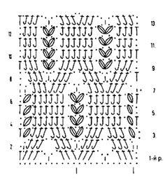 Crochet+Infinity+Scarf+And+Crochet+Beanie+Free+Pattern+|+Beautiful+Crochet+Stuff
