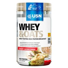 USN Whey & Oats | USN (Ultimate Sports Nutrition) - Official Trade Sports Nutrition Distributor | Tropicana Wholesale