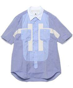 GANRYU COMME des GARCONS 2013 Spring/Summer Shirt
