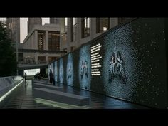 IBM's THINK exhibit explores tech and scientific progress across the past century. Beautiful.