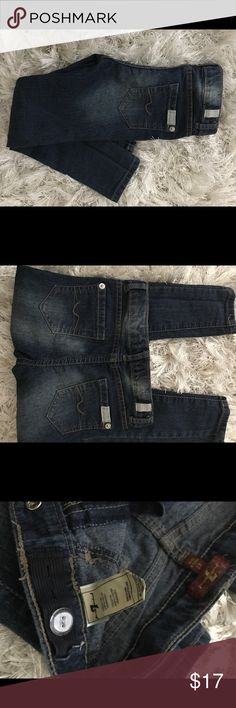Girl jeans 4T Nice jeans 7 for all mankind 7 For All Mankind Bottoms Jeans