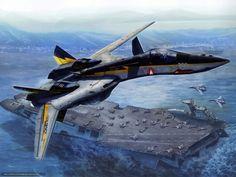 Macross  YF-19