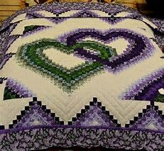 Image result for Queen Size Bargello Quilt Patterns