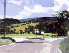 American Landscapes by Robert M. Cunningham