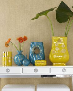 "Jonathan Adler ""Santorini"" Porcelain Decor Collection - Horchow"