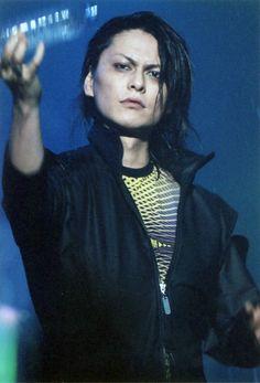 Sakurai Atsushi Pete Burns, Goth Music, One Ok Rock, Pretty Men, Japanese Beauty, Beautiful Person, Man Alive, Visual Kei, Perfect Man