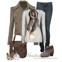 brown on Polyvore by reva