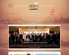 Altın Palmiye Ödülleri Web Design http://altinpalmiyeodulleri.com/