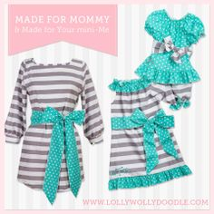 http://www.lollywollydoodle.com/collections/mommy-and-me?utm_source=FacebookPosting&utm_medium=DarkPagePostNanigans&utm_campaign=CRM&utm_content=4.1.MommynMe&nan_pid=1801601099    Love this matching set!