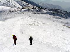 Skialpinizmus - Skialpaktuál Ďumbier – Chopok 5.3.2011 - Vetroplach magazin Mount Everest, Snow, Mountains, Nature, Travel, Outdoor, Outdoors, Naturaleza, Viajes