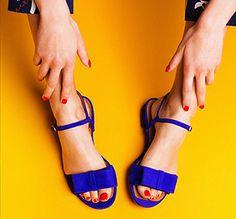 Les looks de la semaine spécial chaussures d'été   http://www.trucsdenana.com/nos-looks/article/22466/looks-mode-accesoires-chaussures-ete-trucdenana