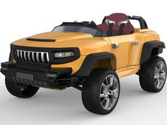 Broon T870 Ride-On Car by Henes