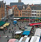 Wednesday Market at Markt - Many stalls selling foods and goods - including locally made jams and chocolates. Go early.