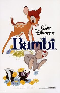 Get Twitterpated! 72 years ago, Bambi took his first steps on the big screen.   To celebrate, bring home this retro poster for only 750 points. Hurry, sale ends tonight. Click image for details.
