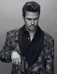 Top 5 Brad Pitt On Screen Looks