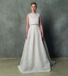 Tot-hom_Colección_Novia SS16 #tothom #altacostura #elegancia #modamujer #moda #fashion #novia #Barcelona #Madrid #tendencia #model #modelo #boda #ceremonia #novios