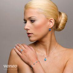 Ariana. Handmade Silver or Gold Opal Earrings by Czech Jewelry by Veneo on Etsy, $77.00