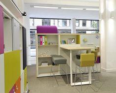 Be by Bisley™ Collaboration/Breakout Areas – Bisley kantoormeubilair - De beste…
