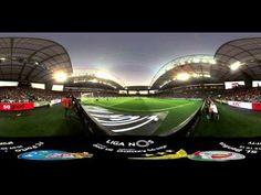 #1 Livestreaming in VR of a football game - highlights of FC Porto x SL Benfica powered by Samsung