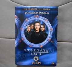 STARGATE SG-1 Season 1 (5-Disc Set)