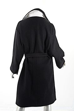 d2eb7b160e 21 By Alessandro Dell  Acqua Wool Blend Felted Coat Size 12 (L) 76% off  retail