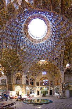 File:Inside Kashan Bazaar -2.jpg
