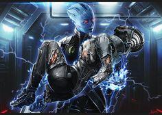 Mass Effect Art | Discussion: The Art of Mass Effect