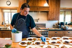 A veteran chef forages, researches and cooks as part of a larger movement to revitalize indigenous food traditions.