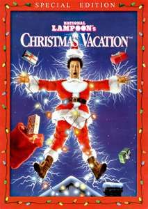 Christmas movie night- National Lampoon's Christmas Vacation
