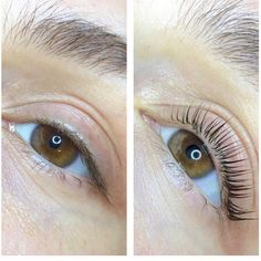 Lash Lift Before & After ✨ by 💕 ⠀ What is Lash Lift? Lash Lift Before & After ✨ Eyelash Lift And Tint, Using A Curling Wand, Different Types Of Curls, Really Long Hair, Air Dry Hair, Permed Hairstyles, Wand Curls, Natural Lashes, Eyelash Extensions