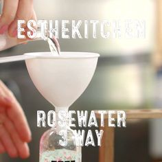 3 Rosewater-Based Beauty Products Homemade Beauty, Diy Beauty, Beauty Makeup, Beauty Hacks, Acne Remedies, Herbal Remedies, Acne Treatment, Skin Treatments, Organic Skin Care