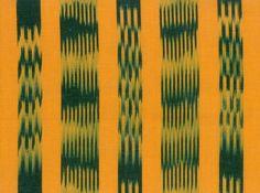 """PAREIS"" Majorcan fabric. #ikat #stripes #mediterranean"