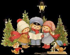 enfants qui chantent à Noël 14