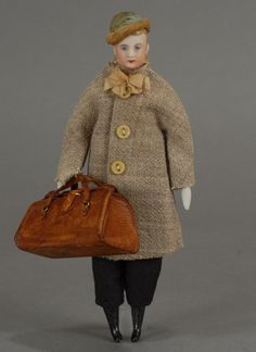 Dollhouse Doll from carmeldollshop on Ruby Lane