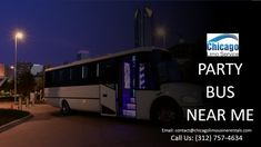 Discover Chicago Clubs in a Party Bus Rental Near Me Party Bus Rental, Best Club, Host A Party, Limo, Chicago, Explore, How To Plan, Exploring