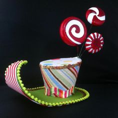 Wizard of Oz Munchkin Land Tiny Top Hat by ~MiniTopHat on deviantART