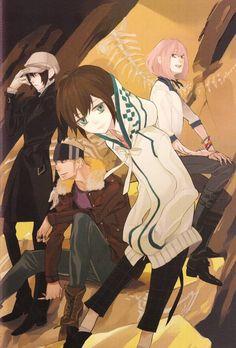 Nabari no Ou - Miharu with the Kairoshu School Rumble, Animes To Watch, Amagi Brilliant Park, Nerd Cave, Beelzebub, Deadman Wonderland, Reborn Katekyo Hitman, Manga Love, Bungou Stray Dogs