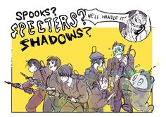 Persona 4 Fanwork Week, Day 2: Shuffle Time I ain't afraid of no shadows