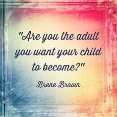 """This might sound like a loaded question, but that's only because it is so important! As a Marriage and Family Therapist, I am constantly amazed at how often the messages we learn growing up remain our worldview as adults. For example, if you grew up with a critical parent or a lot of fighting at home, then you might have internalized the message that """"I'm not good enough"""" or that """"speaking my mind isn't safe."""" According to Attachment Theory, our parents are the le"""