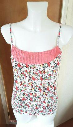 Womens Sleeveless Beach Casual Lace Hem Vest Blouse T-Shirt Plain Tops Holiday